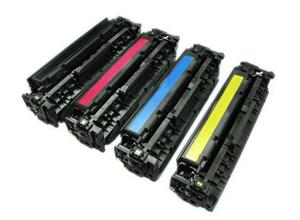 Заправка цветных картриджей Canon, HP